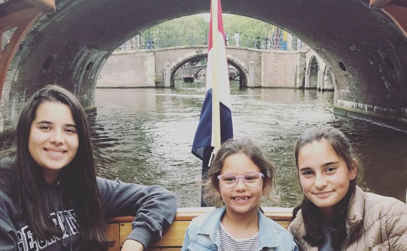 kısa bir amsterdamseyahati…