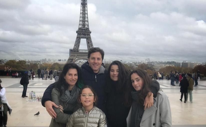 hep birlikte gezerken…paris'te üç büyülügün…