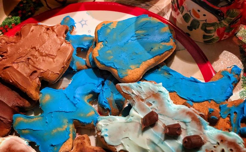 alegra'nın zencefilli kurabiyeleri