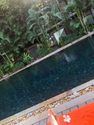 otelimizin güzel havuzu