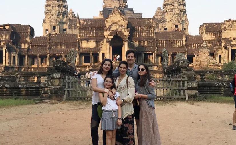 hep birlikte gezerken…kamboçya'da harika birmacera!!